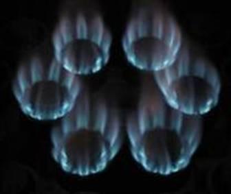 NP24A   雙管24頭天然氣噴火爐 3