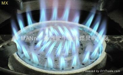MX33 三头电子小蛮牛煲炒炉 2
