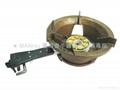 GB33 電子火爺鼎 正銅焰盤   火焰設計 1