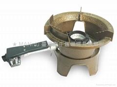 DC3 旋風噴射鼎 比傳統噴射爐更均勻更節能