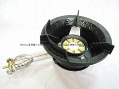 XG32  IR+Fry all-in-1 fast gas burner