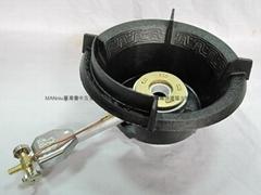 L22   fast gas burners