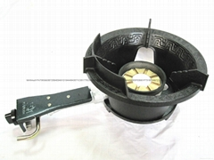 XG33   IR+Fry all-in-1 electronic iron gas burners