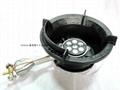 MANniu X72 New IR fast gas burner