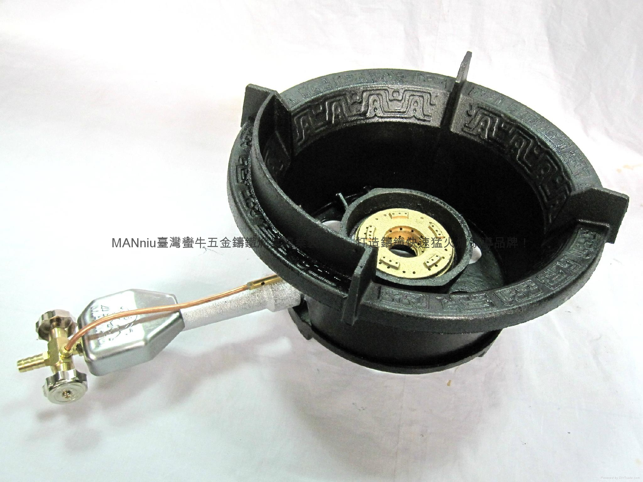 F32    Gas burners, Iron stoves 1