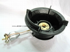 F32    Gas burners, Iron stoves