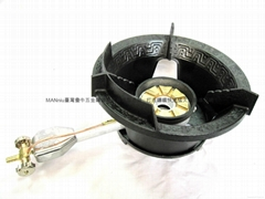 G02   Gas Burners, Iron stoves