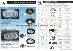 Manniu Medium pressure power tank stove product catalog