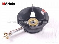 L41    fast gas burners