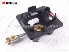 G12 Gas Burner, iron stove