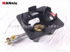 G12 Gas Burner, iron stove