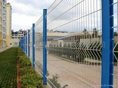 嘉兴护栏网球场围栏车间隔离网