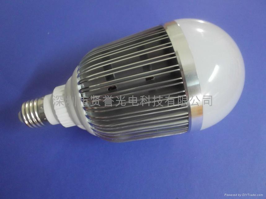 15W LED球泡燈 1