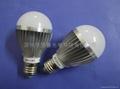 5W LED球泡灯 1