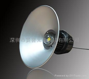 50W LED工礦燈 1