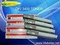 全新国产OKI C3300粉盒 OKI C3400粉盒 2
