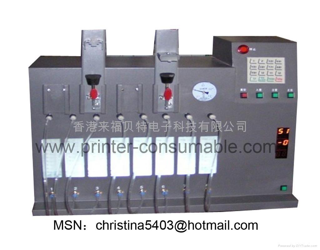 CS-5 Vacuum Ink Refilling Machine
