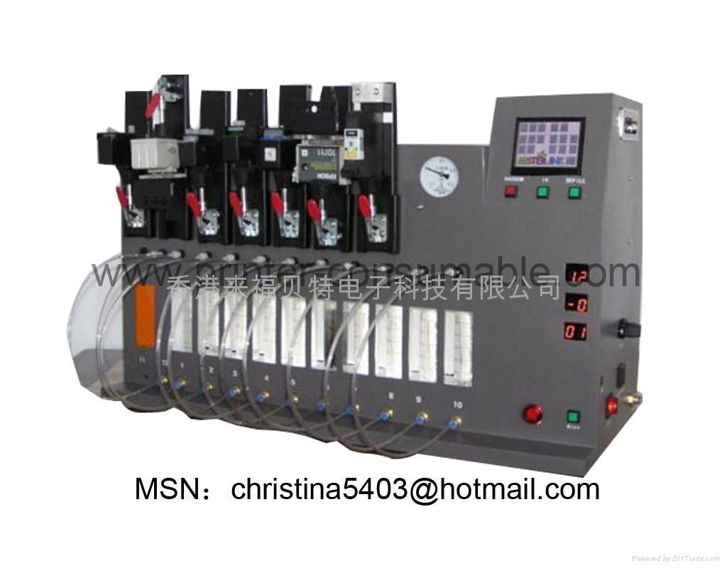 CS-12 Vacuum Ink Refilling Machine