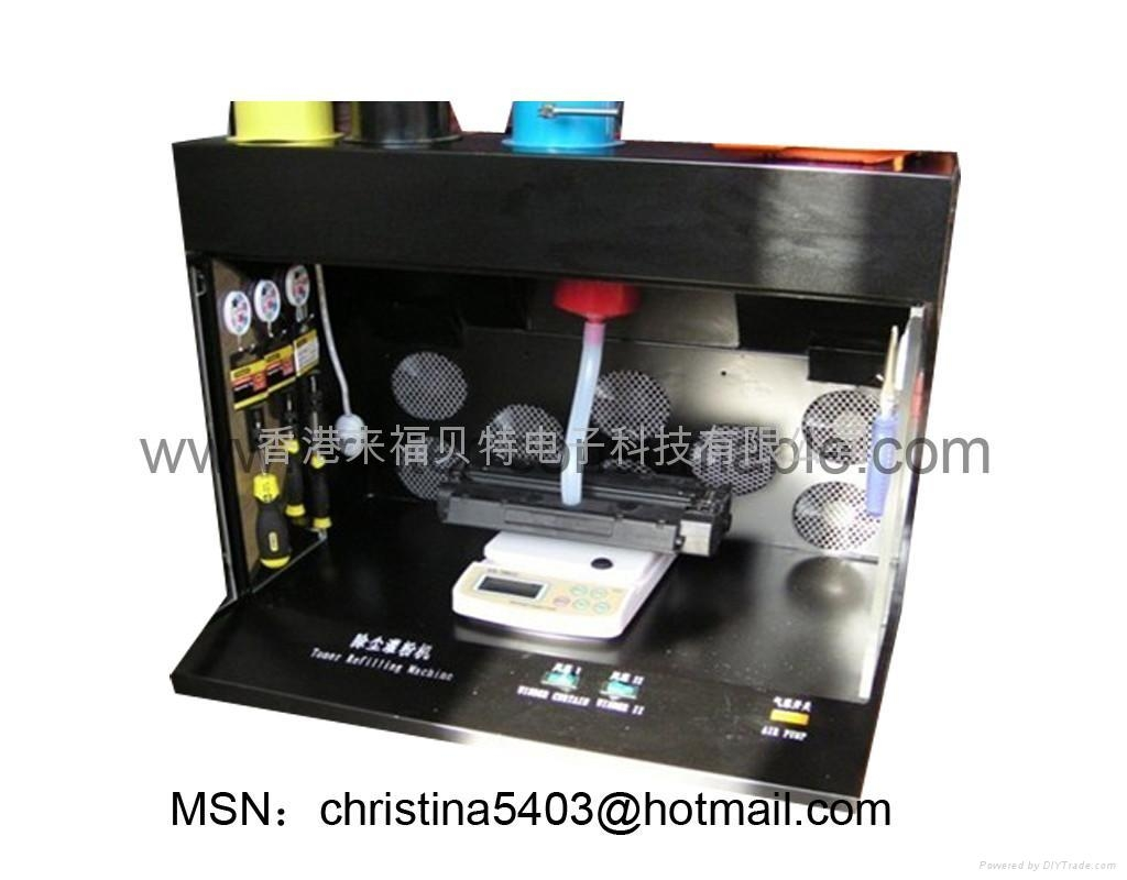 GFJ-01 Toner Filling Machine