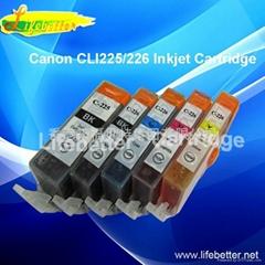 全新佳能PGI225 CLI226墨盒(美洲地區)