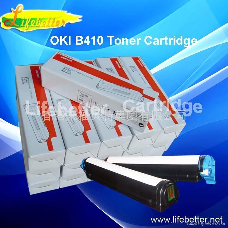 OKI B410粉盒 OKI410粉盒 OKI B420粉盒 1