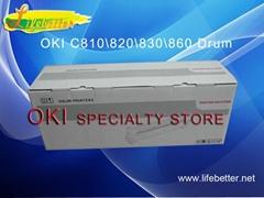 OKI C810鼓架OKI C810硒鼓OKI C810鼓组件
