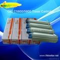 國產代用 OKI C5900粉盒 OKI5900墨粉 OKI C5900碳粉 2