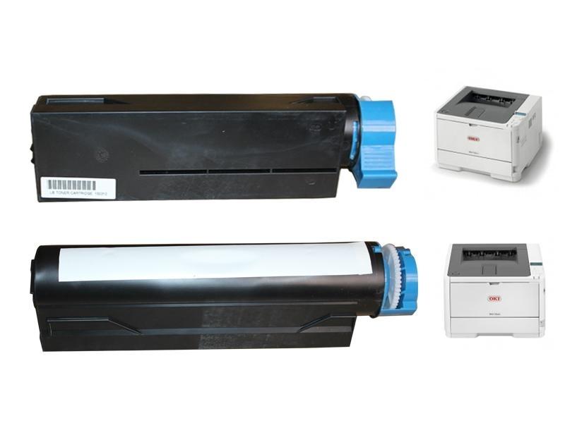粉盒适用于OKI B411dn/431dn