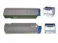 国产代用OKI B820dn墨粉 OKI820dn碳粉匣 2