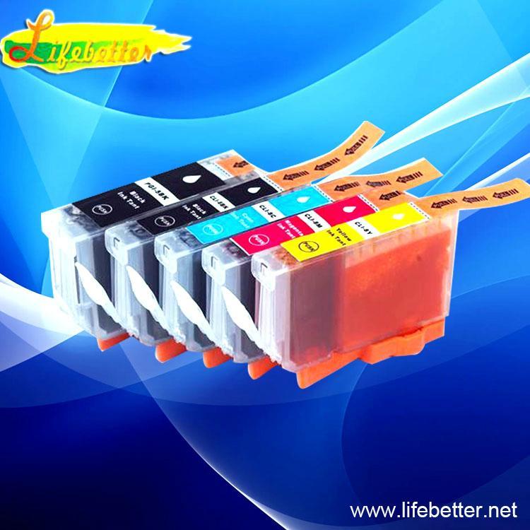 國產全新代用佳能IP4200 PGI5 CLI8墨盒 1