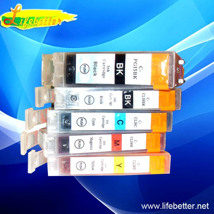 PGI5 CLI8 空墨盒適用於佳能IP4200 IP4300打印機