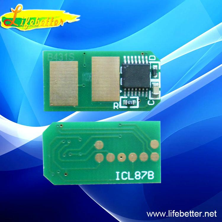 Compatible Chip for Use in the OKI B411 OKIB431  Printer 1