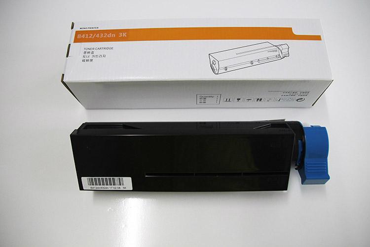 7K兼容粉盒45807107适用于OKI B472dn 打印机(台湾/韩国/澳洲版本) 5