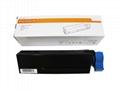 New Compatible 3K Toner Cartridge OKI45807122 for use in Okidata B412dn,B432dn 3