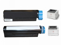 New Compatible 7K Toner Cartridge OKI45807123 for use in Okidata B412dn,B432dn
