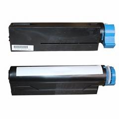 优质墨粉4K 可替代OKI 44574701 适用于OKI  B411/431/MB471/MB491美洲版打印机