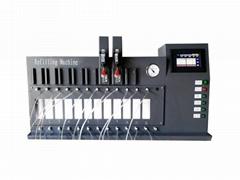 来福贝特CS12型12路 微电脑控制 彩色触摸屏 真空注墨机