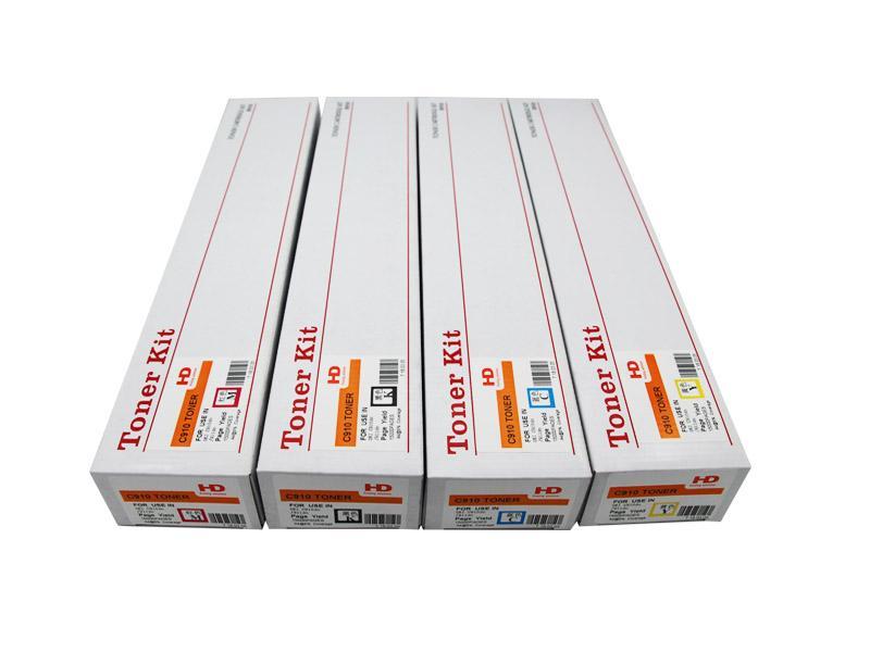 高品质粉盒兼容于OKI44036024 OKI C910粉盒 OKI910墨粉 OKI C930碳粉匣 1