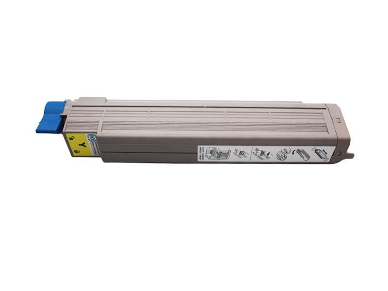 高品质粉盒兼容于OKI44036024 OKI C910粉盒 OKI910墨粉 OKI C930碳粉匣 5