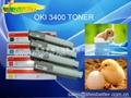 全新国产OKI C3300粉盒 OKI C3400粉盒