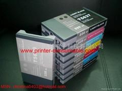 EPSON Stylus Pro 7800/9800 large format inkjet cartridges.