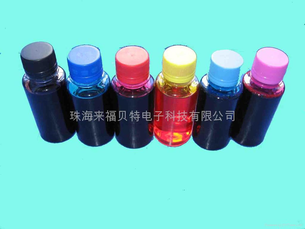 100ml bottled refill ink of Epson/HP/Canon 2