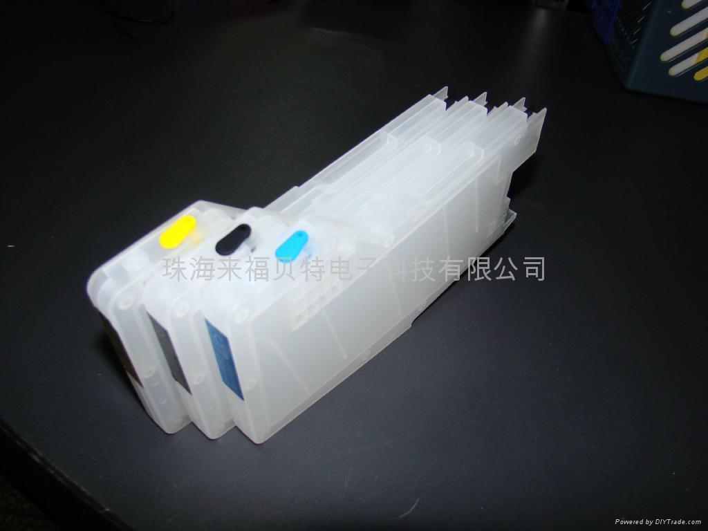 兄弟LC38/LC61 加長小連供可填充墨盒 1