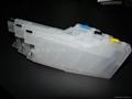 兄弟LC38/LC61 加長小連供可填充墨盒 2