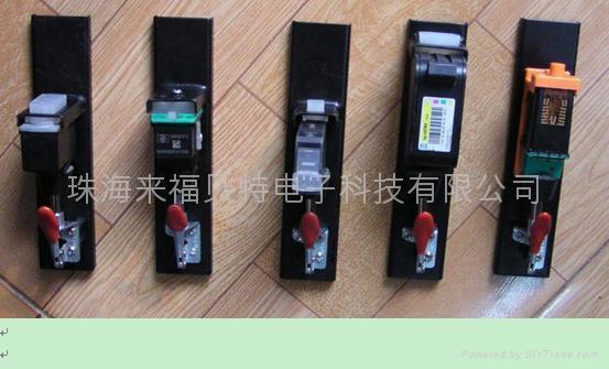 来福贝特CISS8型 8路真空注墨机可注墨盒/连供/瓶装墨水 3