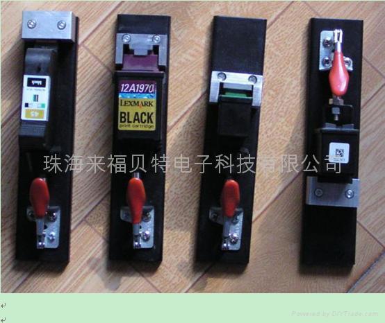 来福贝特CISS6型专注连供系统瓶装墨水6路真空注墨机 4