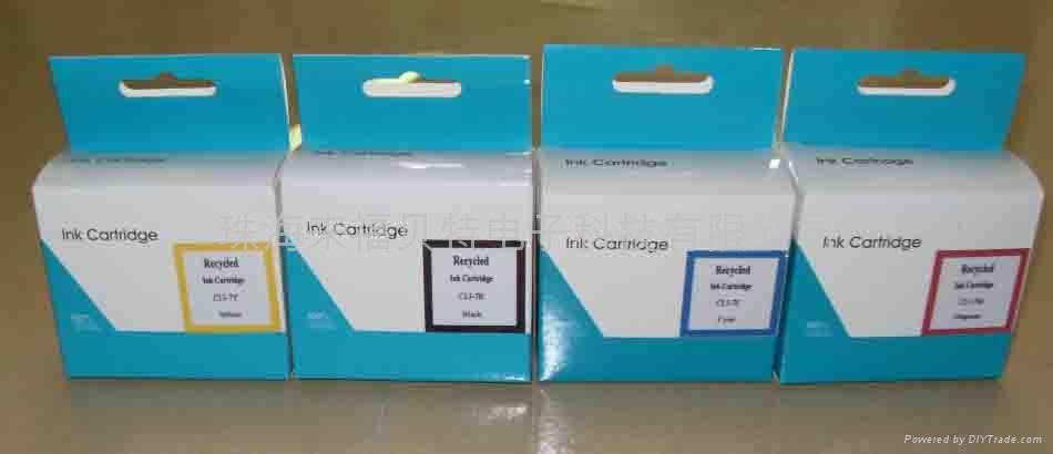 環保再生佳能PGI9,CLI7系列墨盒