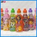customized plastic shrink wrap bottle labels in rolls 3