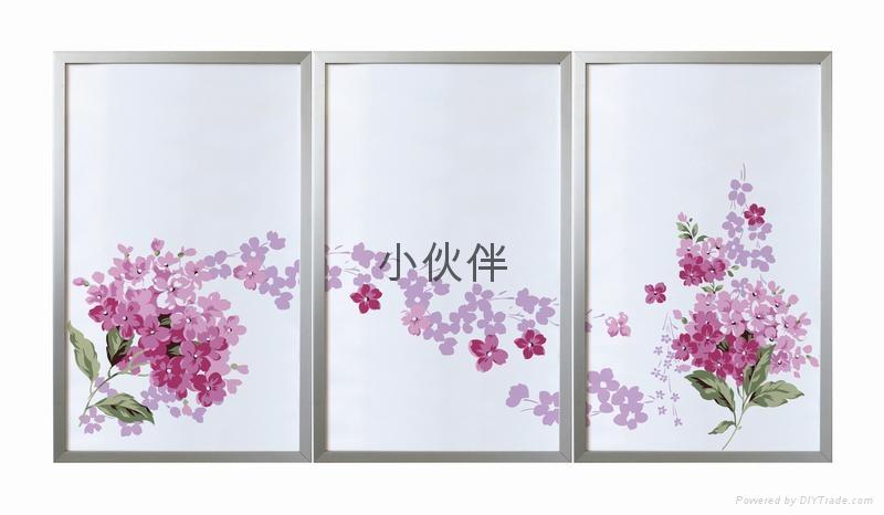 壁挂取暖画 2