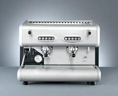 半自動咖啡機